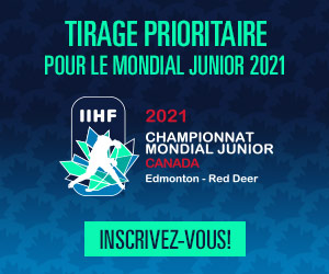 Tirage prioritaire - CMJ 2021