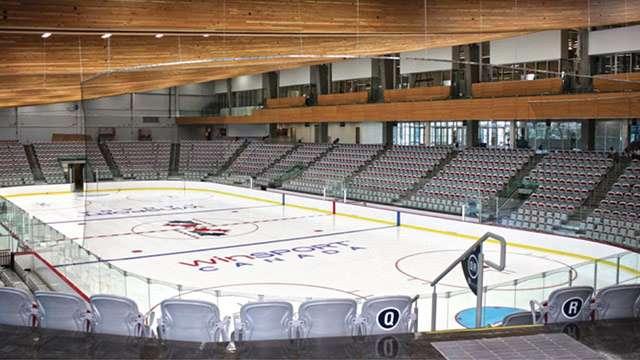 empty winsport arena 640