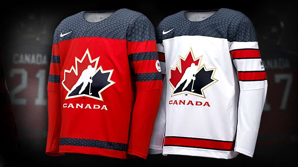 Hockey Canada and Nike unveil new Team Canada jersey e288e33a174