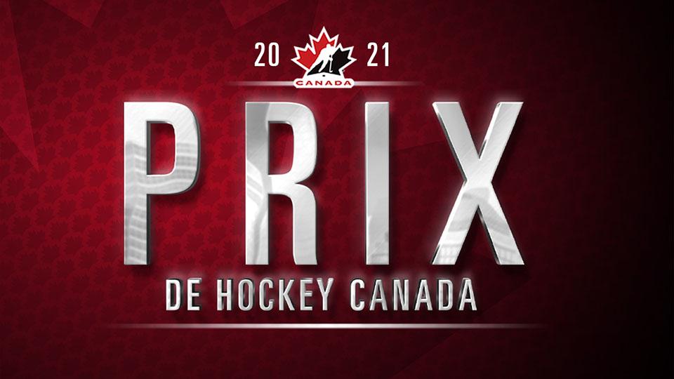 Hockey Canada volunteer award winners