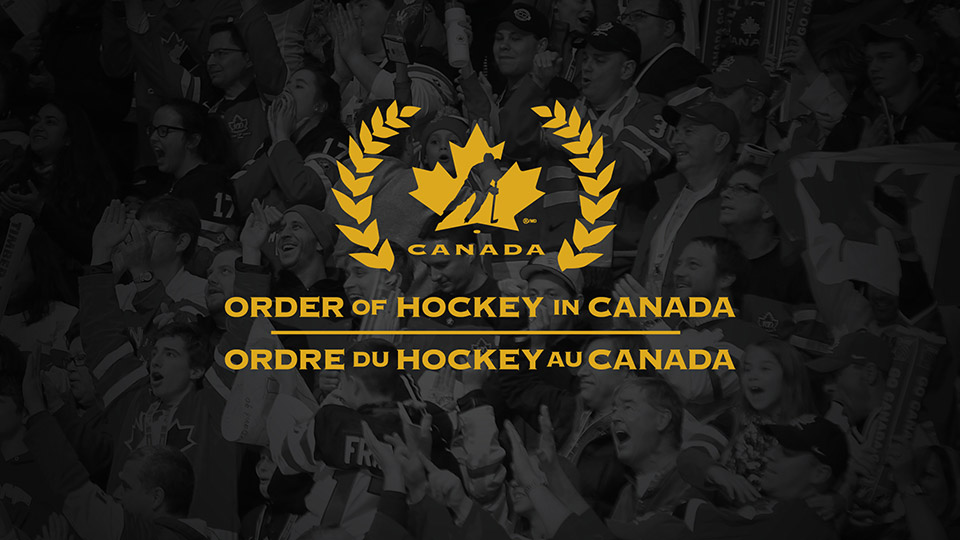Order of Hockey in Canada