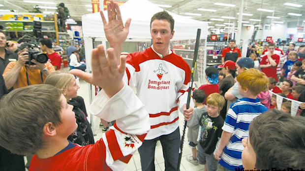 toews jumpstart event