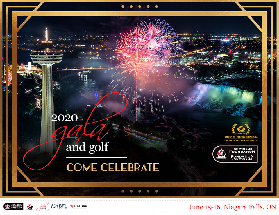 2020 Hockey Canada Foundation Gala and Golf