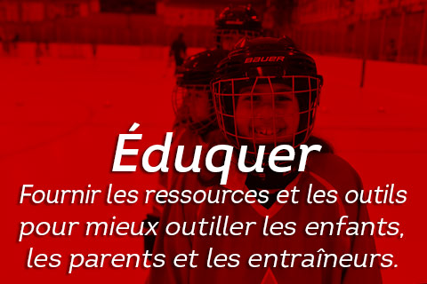 Hockey Canada Foundation - Educate