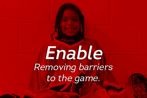 Hockey Canada Foundation - Enable