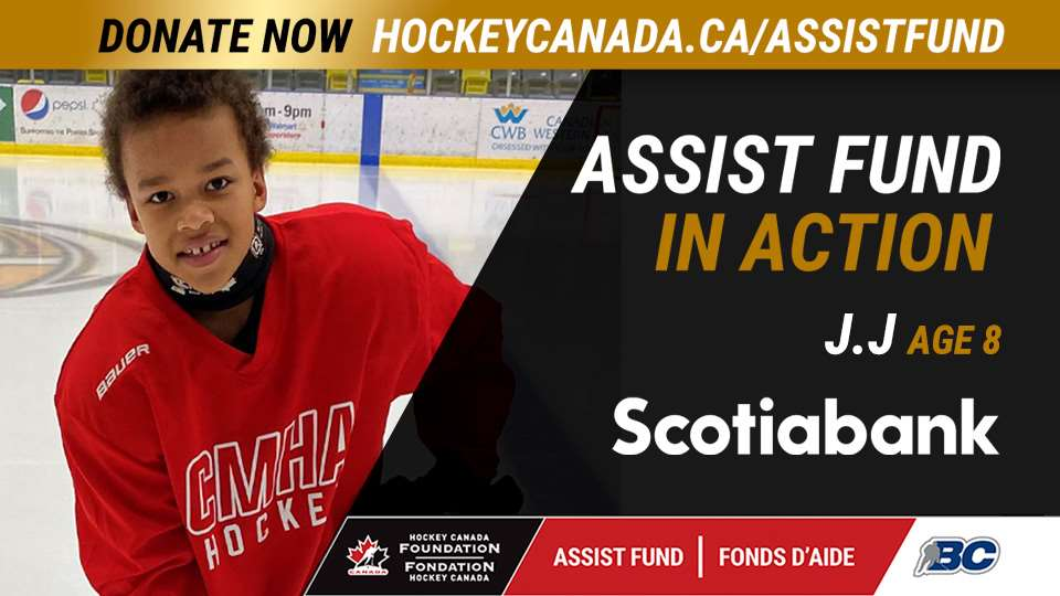 Hockey Canada Foundation Assist Fund