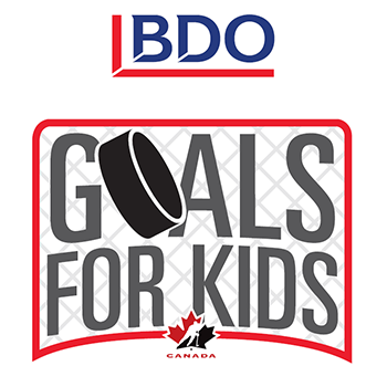 BDO Goals for Kids logo