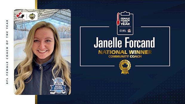 bfl coty winner janelle forcand e