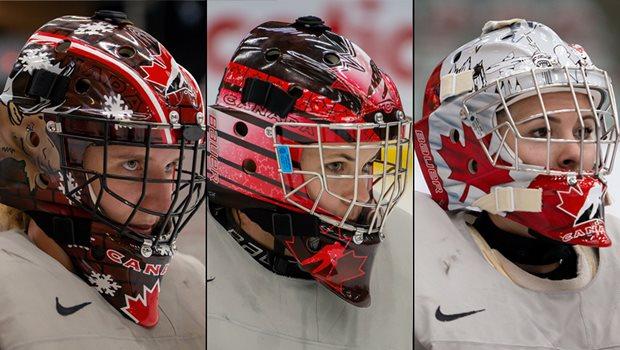 2021 janes dam masks on goalies