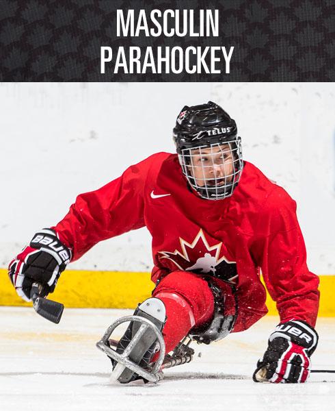Summer Showcase - Men's Para Hockey Team