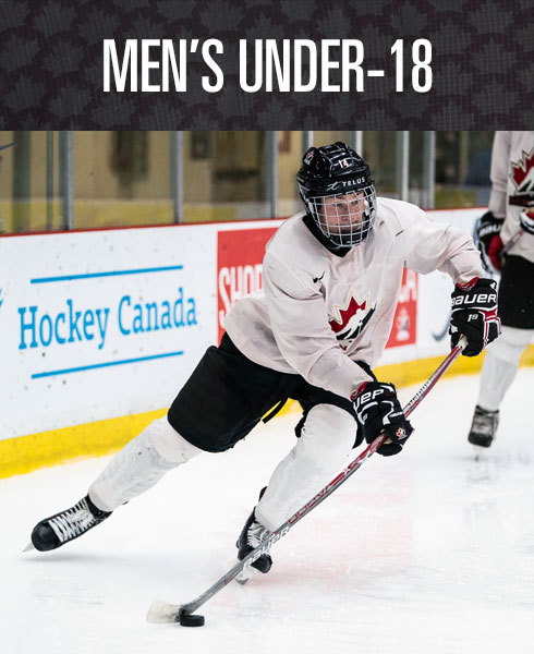 Summer Showcase - Men's Under-18