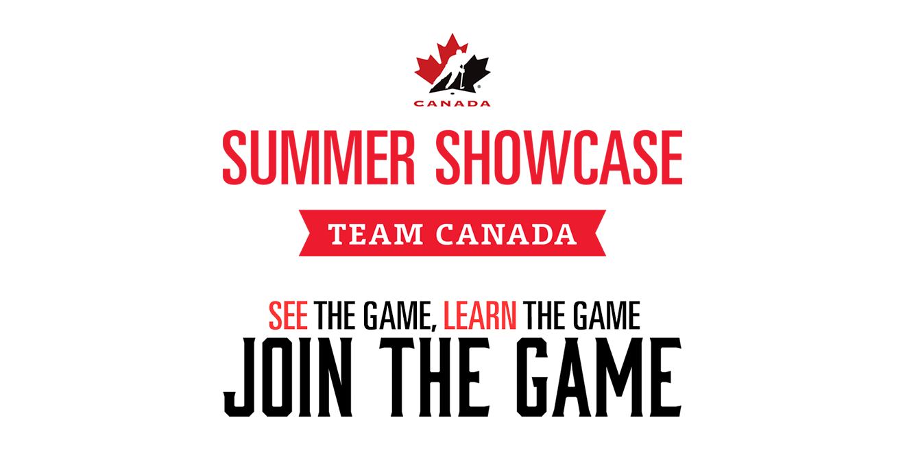Hockey Canada Summer Showcase logo