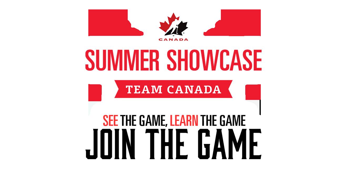 Hockey Canada Summer Showcase logo