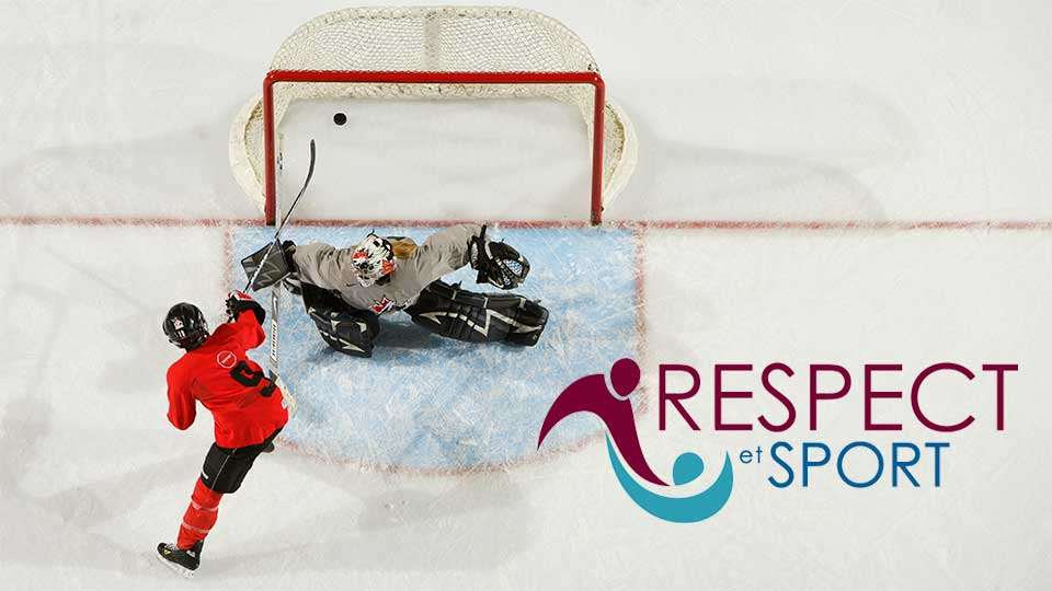 respect respect in sport overhead f