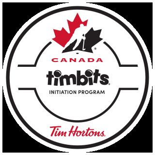 Timbits Hockey Canada Initiation logo