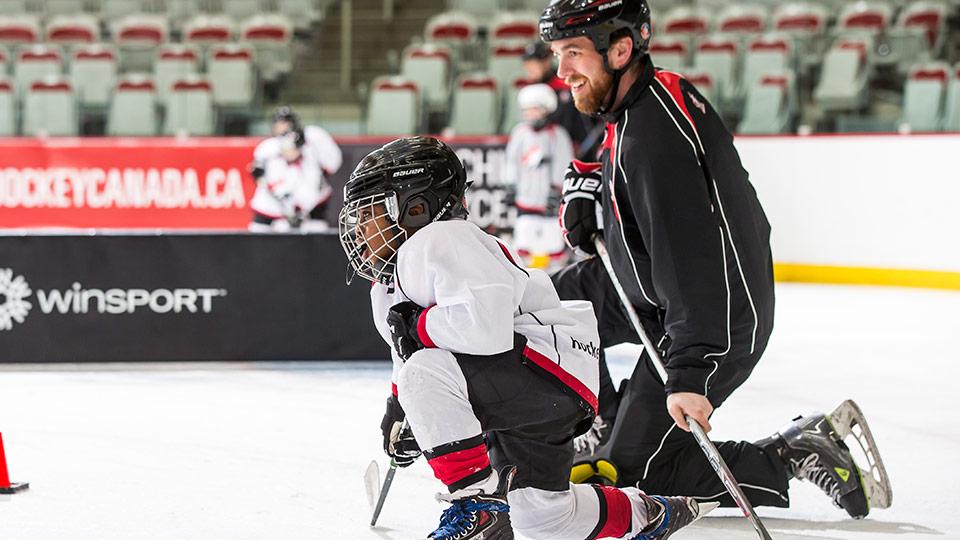 introduction to novice hockey program