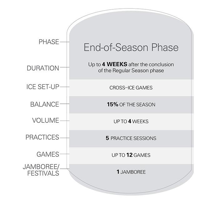 Timbits U7 season phase 4