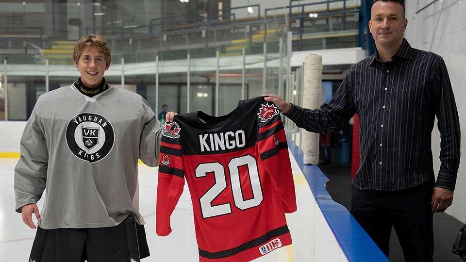 hockey canada champion kingo
