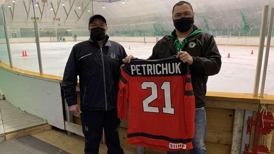2021 hc champion petrichuk