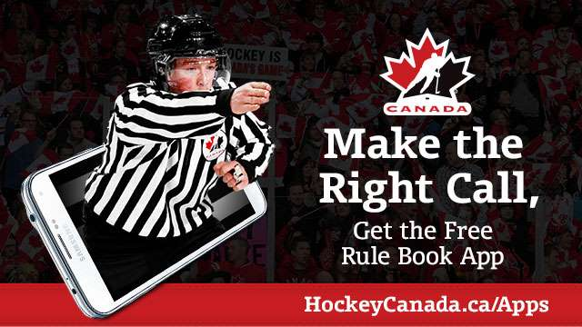 Hockey Canada Mobile Apps