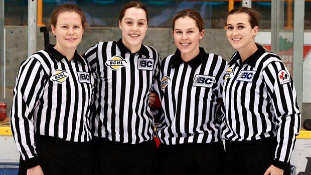 2021 officials junior a all female main