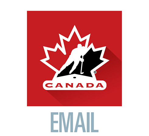 Email Hockey Canada - logo