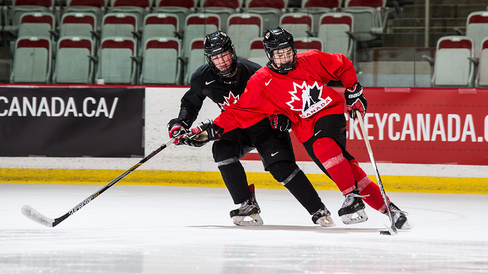 Hockey Canada skilled defencemen
