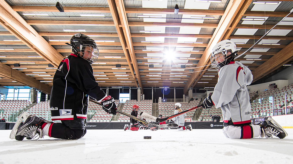 Hockey Canada Skill Development Small Area Games And Drill Stations