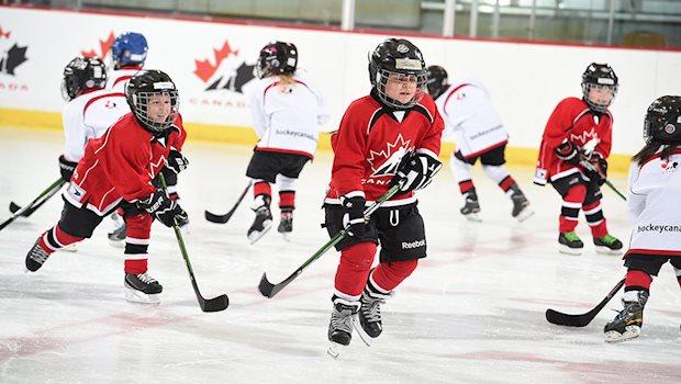 hockey age group initiation