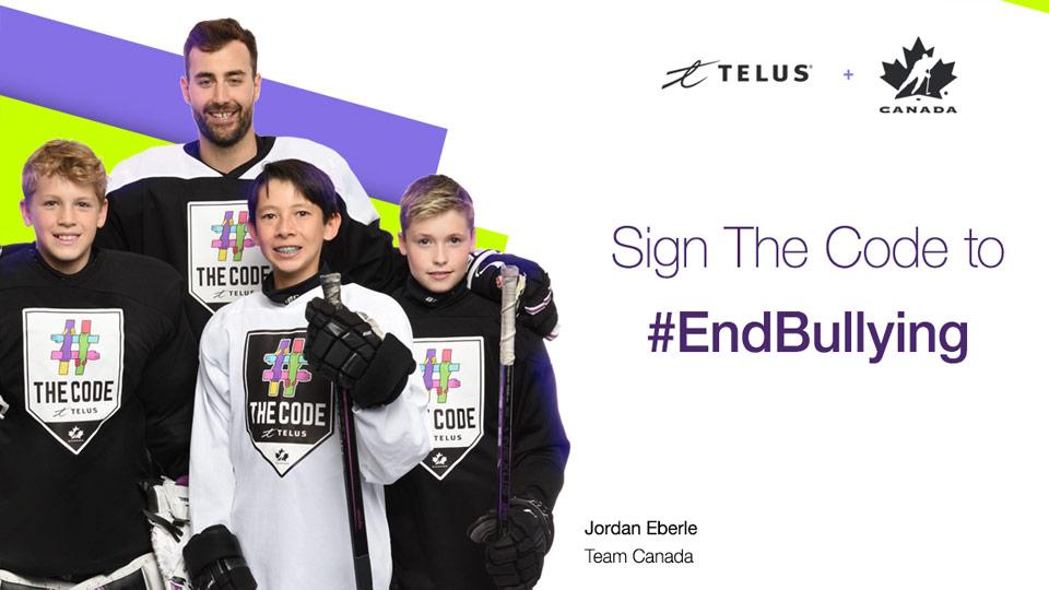 Jordan Eberle - Team Canada - THE CODE