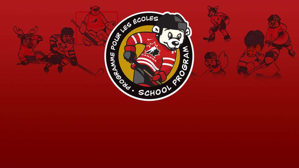school program puckster logo friends