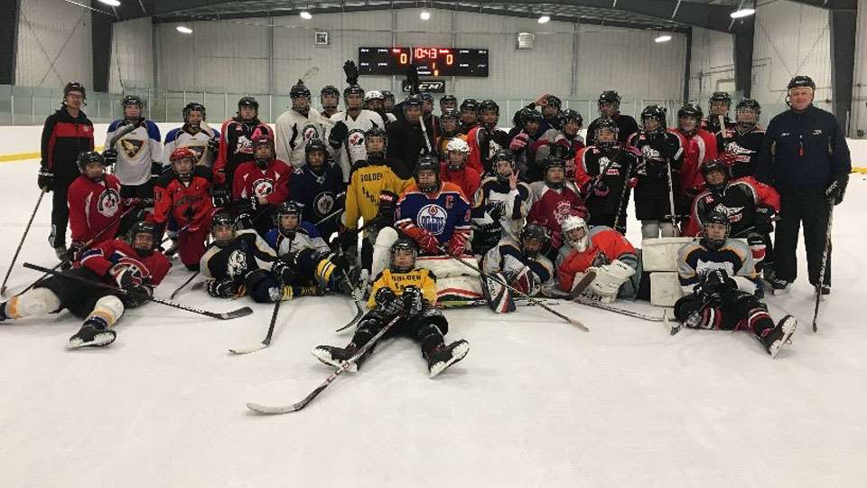 2019 hcsa hockey day in moose lake
