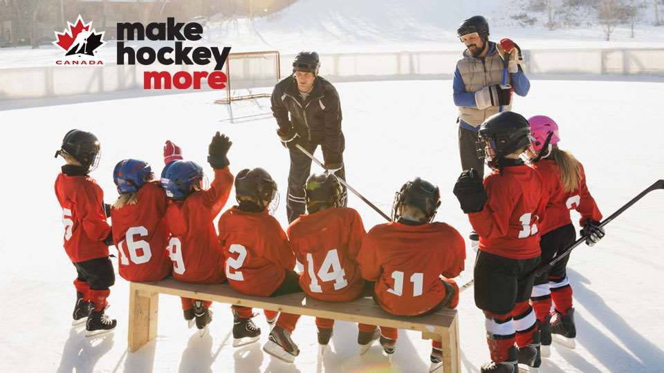 make hockey more