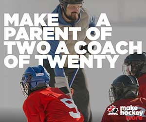 Make a Parent of Two a Coach of Twenty