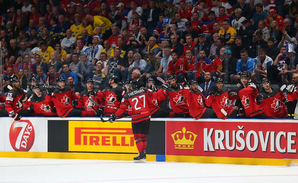 Canada Takes Home Silver At 2019 Iihf World Championship