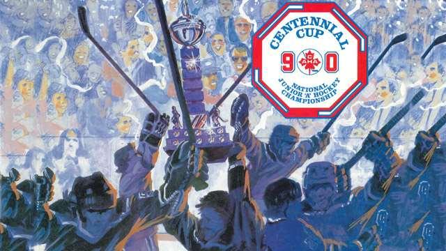 1990 centennial cup program 640
