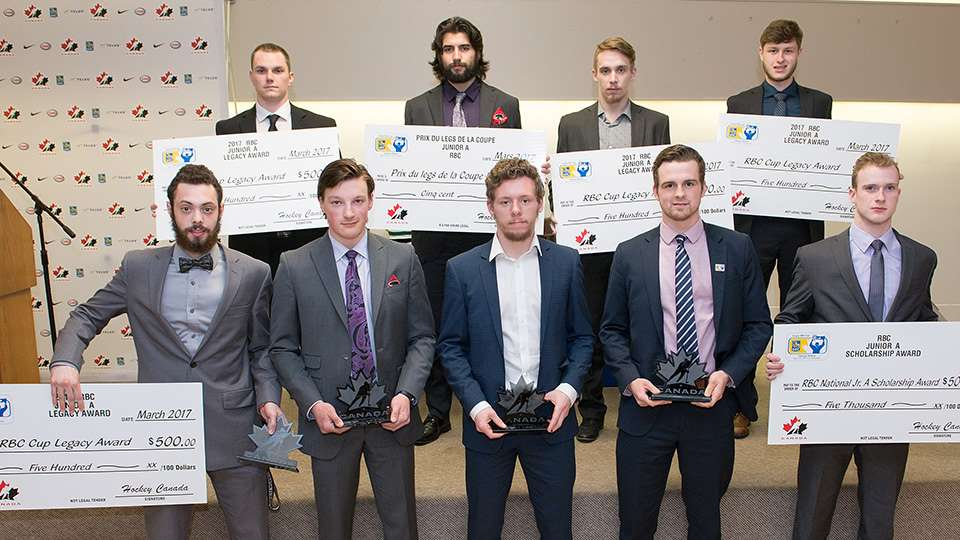 2017 rbc cup award winners