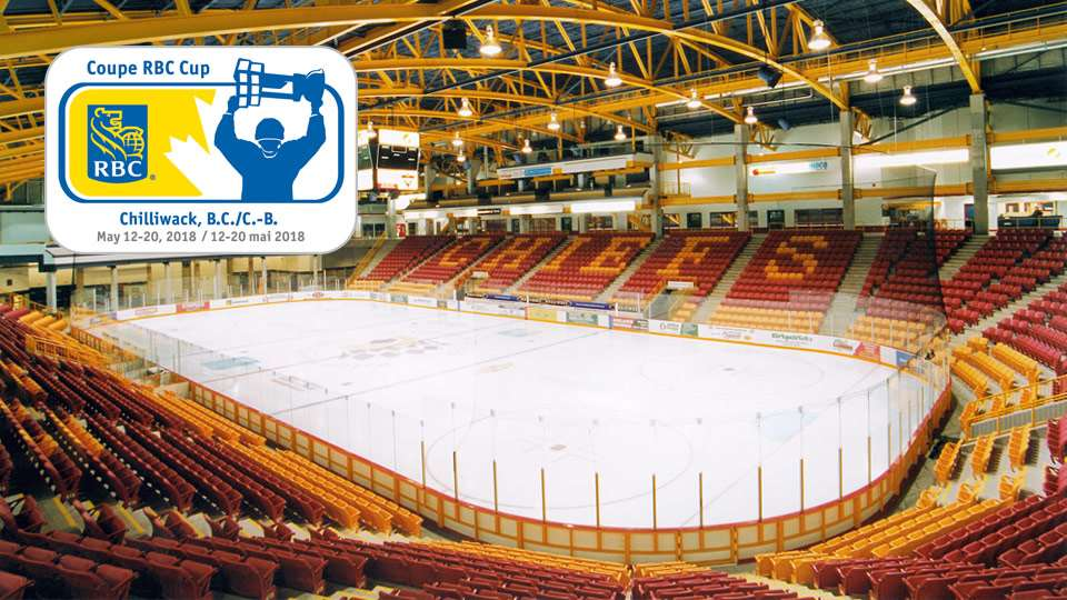 2018 rbc cup arena