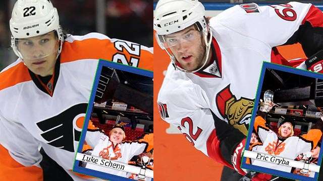 schenn  gryba feature