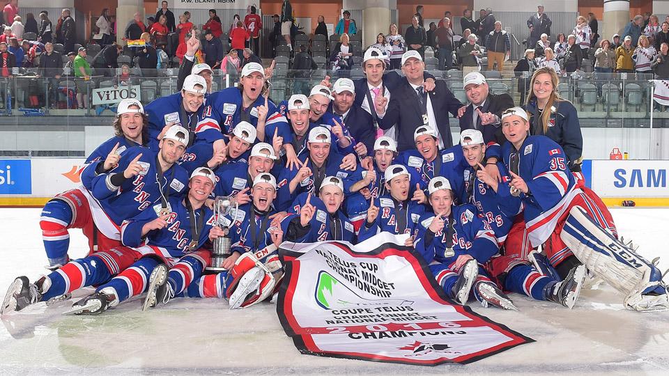 Canada aaa midget hockey