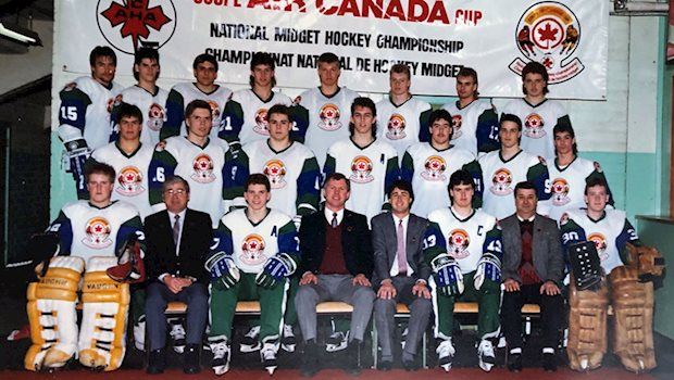 1988 thunder bay air canada cup feature
