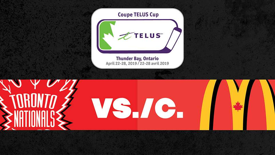 2019 telus cup game 1