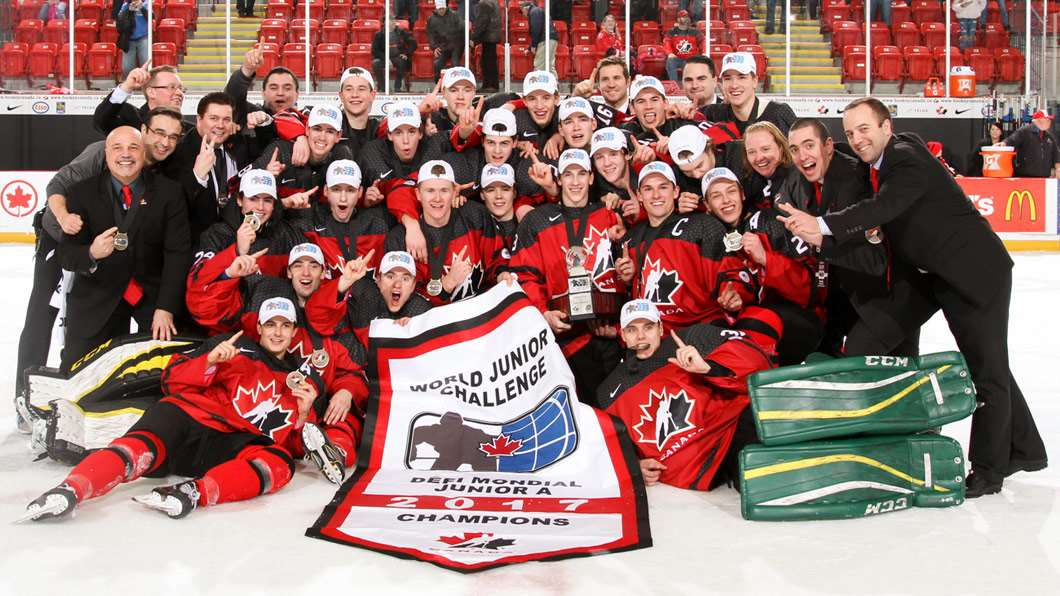 World Junior A Challenge Returns To Alberta In 2018