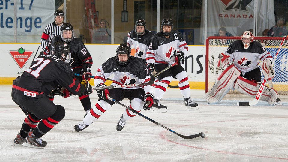 Hockey Canada Names 66 Player Roster For 2018 World Under 17 Hockey