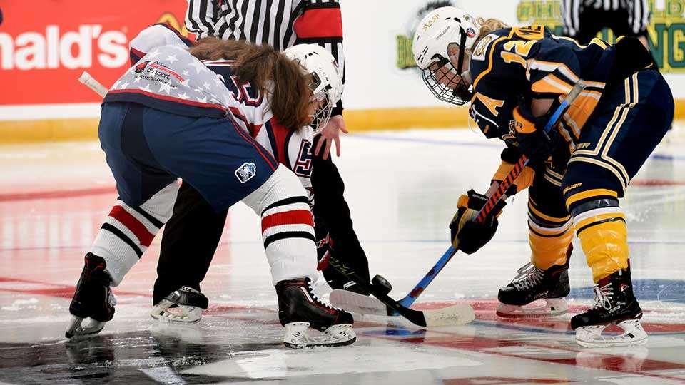 Speaking, opinion, womens midget hockey