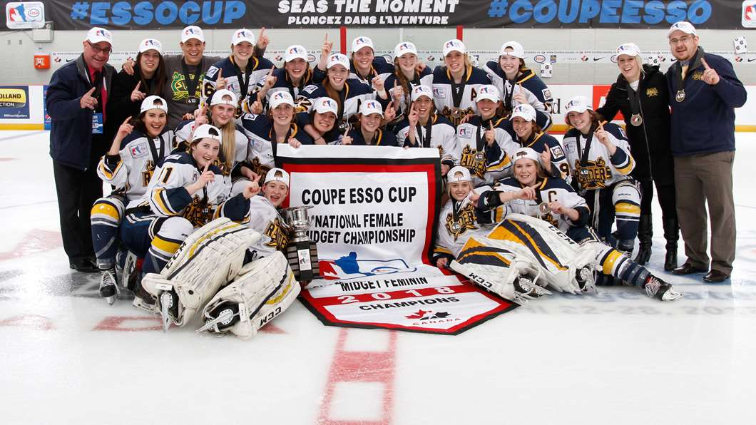 2018 esso cup st albert championship