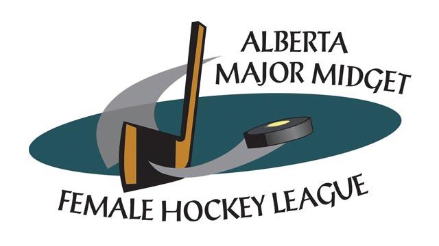 Major midget hockey Alberta female