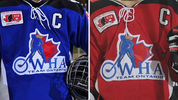 ontario blue ontario red jerseys 640