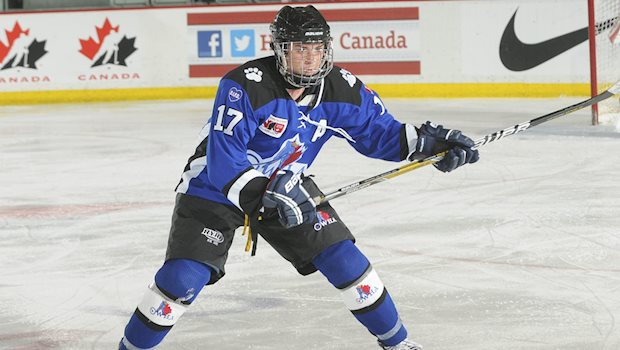 lauren williams cwhl draft feature