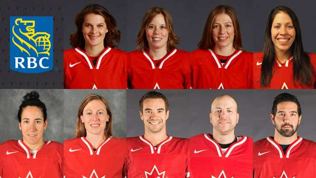 rbc canadian athletes olympic paralympic roster 640